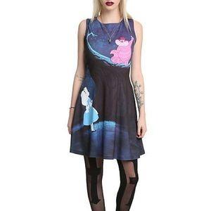 Hot Topic Alice in Wonderland dress